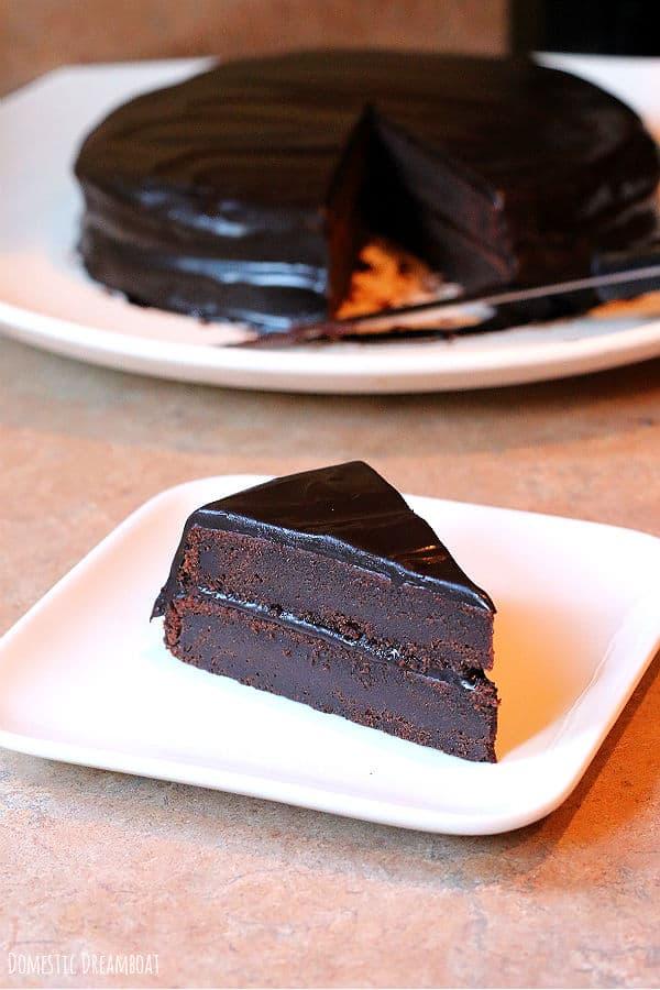 slice of beet cake 2