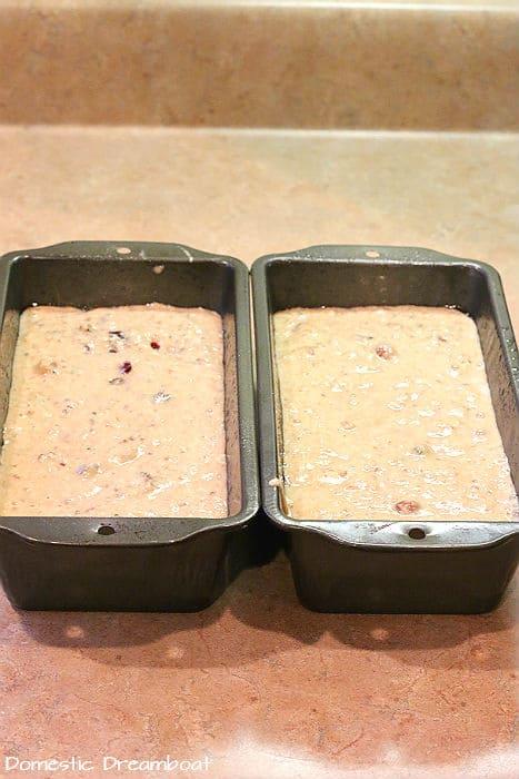 Cranberry Hazelnut Crackers