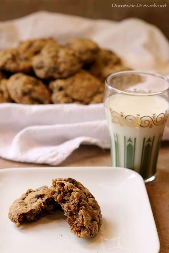 Oatmeal Chocolate Chip Nursing Cookies