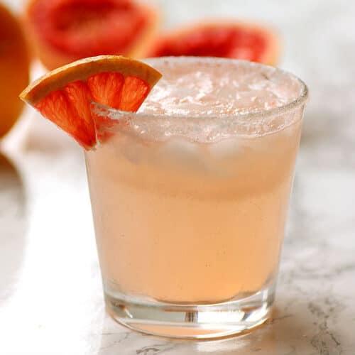 Refreshing Grapefruit Paloma