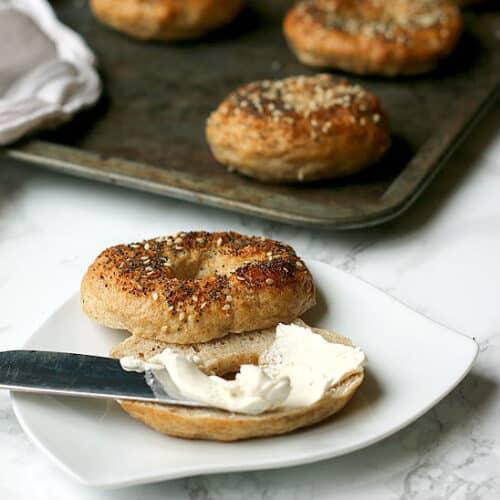 Easy Homemade Bagels